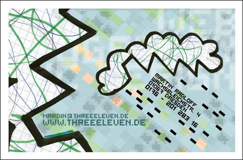 Neue Visitenkarten Gedruckt