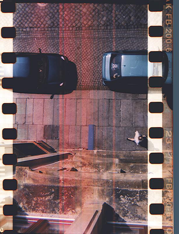 Holga Kamera Dresden